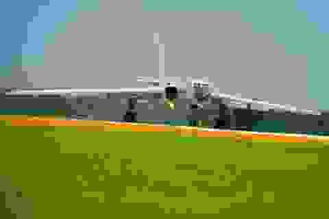 Trung Quốc đưa máy bay ném bom và chiến đấu cơ đến khu vực tranh chấp