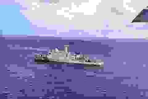 Tàu Trung Quốc bị tố xâm phạm lãnh hải Malaysia