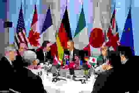 G7 lo ngại về căng thẳng ở Biển Đông, Hoa Đông