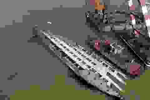 Trung Quốc bất ngờ sửa số người sống sót trong thảm kịch chìm tàu