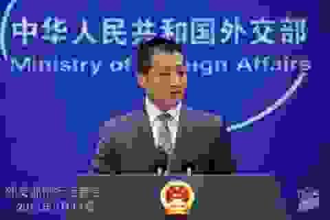 Trung Quốc giận dữ với sách trắng quốc phòng của Nhật Bản