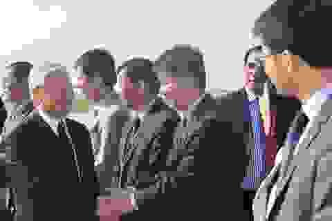 Tổng Bí thư Nguyễn Phú Trọng kết thúc tốt đẹp chuyến thăm chính thức Hợp chúng quốc Hoa Kỳ