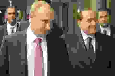 Thực hư việc Putin mời Berlusconi làm Bộ trưởng