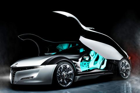 Chiêm ngưỡng 10 concept xe hơi độc đáo nhất năm 2015