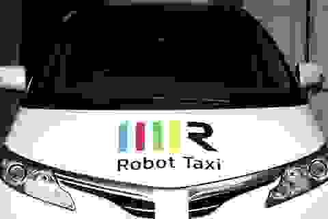 Nhật sẽ chính thức áp dụng dịch vụ Taxi tự lái từ năm 2020
