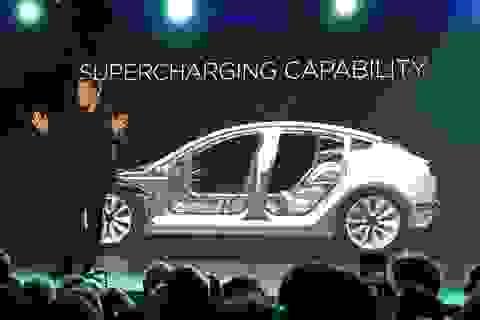 Tesla thu về 7,5 tỷ USD chỉ sau 24 tiếng công bố Model 3