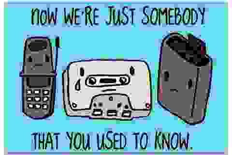 Chùm ảnh cho thấy công nghệ đã thay đổi mọi thứ theo thời gian