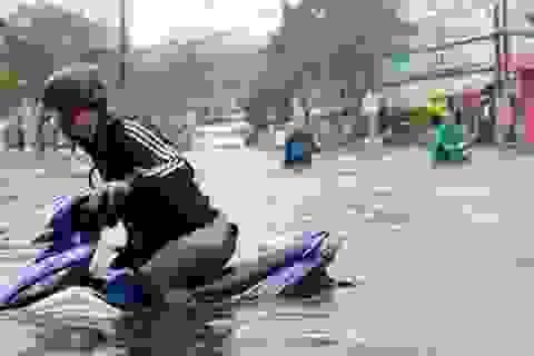 Mẹo xử lý tình huống khi xe ngập nước, chết máy