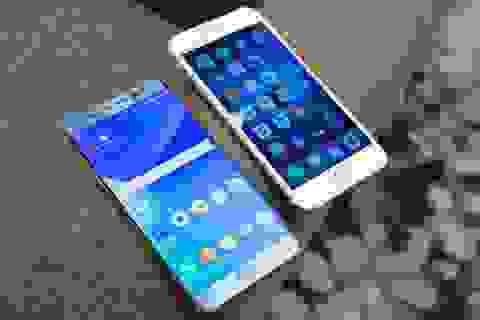 """Hãng nào hưởng lợi khi Samsung gặp """"hạn"""" lớn với Galaxy Note7?"""