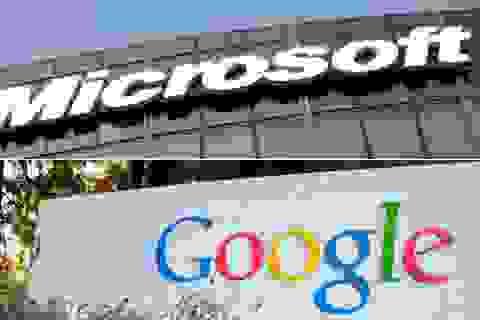 """Google và Microsoft khẳng định không """"bán đứng"""" người dùng cho chính phủ Mỹ"""