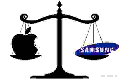 Apple chiến thắng vụ kiện với Samsung, giành lại được 120 triệu USD