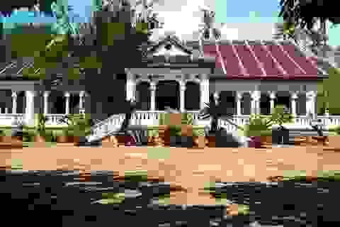 Hiếm hoi nhà cổ 90 năm kiến trúc Pháp ở ngoại ô Nha Trang
