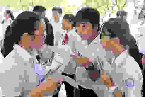 Khánh Hòa công bố kế hoạch tuyển sinh lớp 10 năm học 2016-2017