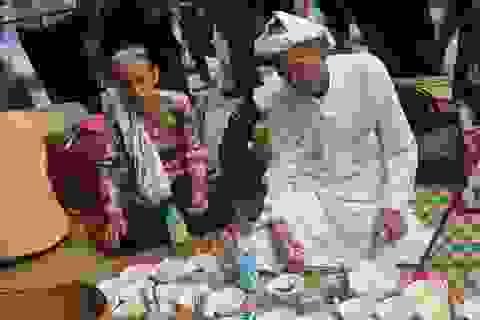 Hàng ngàn người dân và du khách khai hội tháp bà Ponagar Nha Trang
