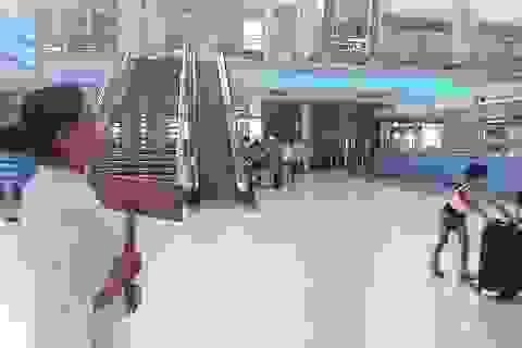 Nhân viên an ninh đánh hành khách Trung Quốc thừa nhận thiếu kiềm chế