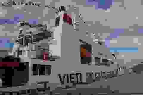 Khánh Hòa tiếp nhận 2 tàu cảnh sát biển hiện đại hàng đầu Đông Nam Á