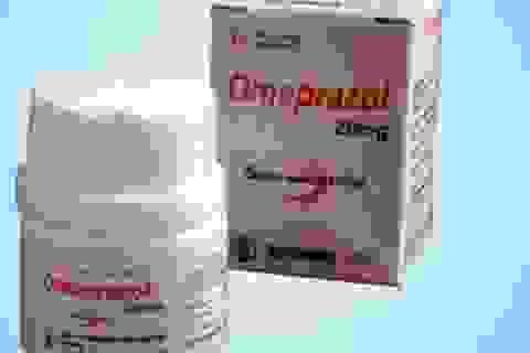 Khẩn trương thu hồi thuốc viên nang Virazom 20mg