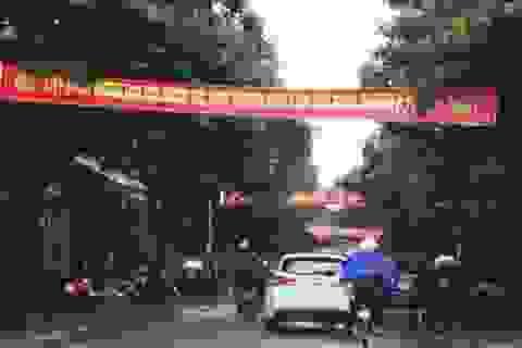 Thanh Hóa: Tuần tra vũ trang đảm bảo an ninh trật tự cho Đại hội Đảng bộ