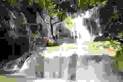Choáng ngợp trước vẻ đẹp nguyên sơ của thác Voi