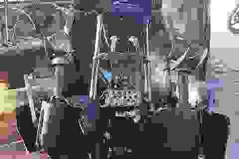 Tìm thấy chiếc ghế nghi của máy bay Su - 30MK2