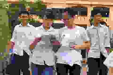 Thanh Hóa: Huy động gần 900 cán bộ chấm bài thi THPT quốc gia 2016