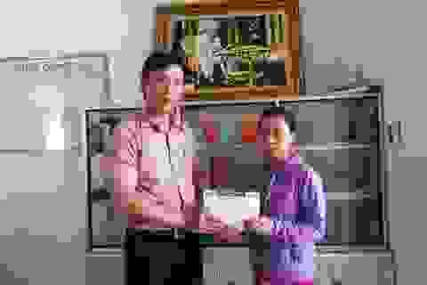 Gần 60 triệu đồng đến với 3 mẹ con chị Phan Thị Liên