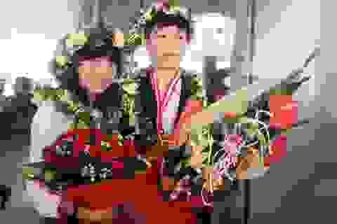 """""""Bí quyết"""" của con trai người cắt tóc giành HCV Olympic Hóa học Quốc tế"""