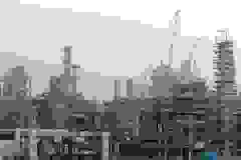 Cho phép Công ty Lọc hóa dầu Nghi Sơn xả 33.000 m3 nước thải