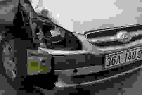 Trưởng phòng Nông nghiệp lái ô tô tông 1 người tử vong