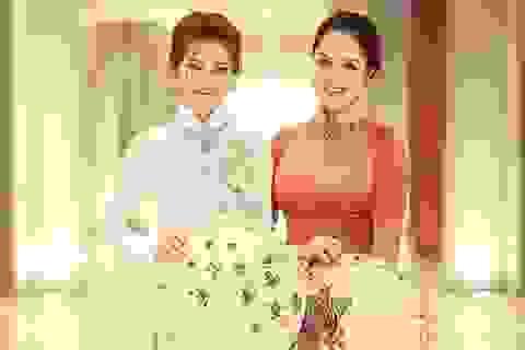 Á hậu Diễm Trang, Hoàng Anh nền nã áo dài trong sắc thu