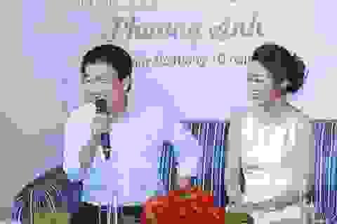 Phương Anh da diết với nhạc Phú Quang kỷ niệm Giải phóng Thủ đô