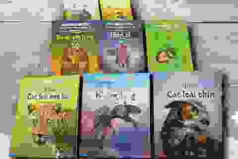 Bách khoa tri thức về khám phá thế giới cho trẻ em