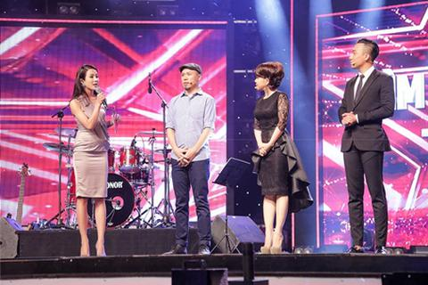 """Diệp Lâm Anh làm MC """"Vietnam's Got Talent 2016"""""""