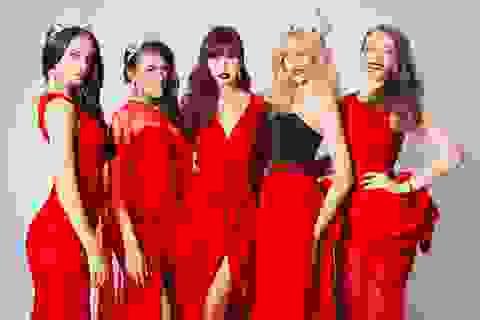 Các Hoa Hậu, Á hậu Toàn Cầu - Miss Global tới Việt Nam
