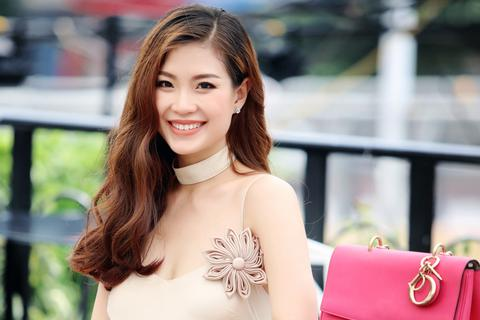 """Á hậu Diễm Trang: """"Sớm vỡ mộng nếu thi nhan sắc để kiếm chồng đại gia"""""""