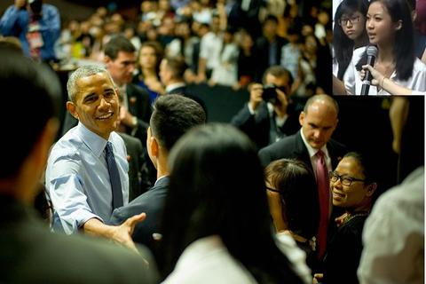"""Suboi: """"Ấm áp từ trong tim khi tiếp xúc với Tổng thống Obama"""""""