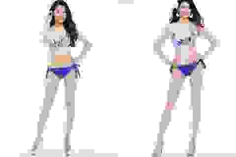 Top 30 Hoa hậu Việt Nam phía Nam khoe dáng gợi cảm với bikini