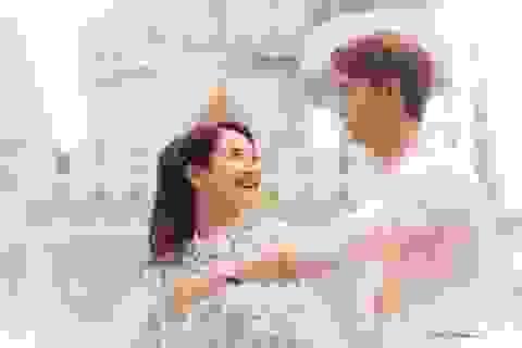"""Nhã Phương cùng ê-kip hé lộ một số cảnh phim """"Tuổi xanh xuân 2"""""""
