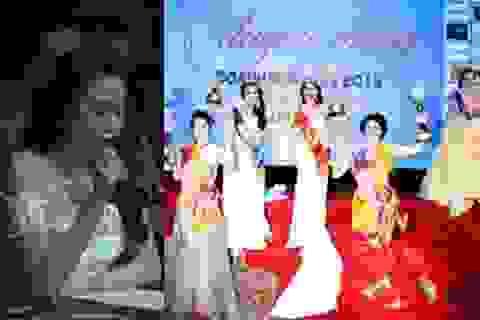 """Hết chuyện Hoa hậu nói tiếng Anh dở lại """"vượt rào"""" trao 33 giải hoa khôi"""
