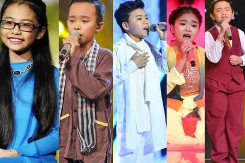 Những sao nhí Việt được khán giả mê mệt khi hát dân ca