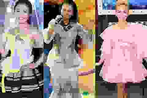 Loạt sao Việt dính top mặc xấu
