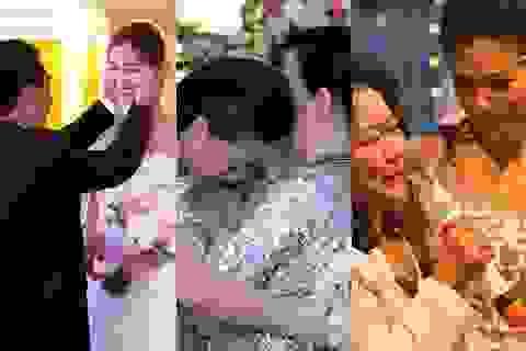 Cảm động lời bố mẹ dặn dò sao Việt trước khi về nhà chồng