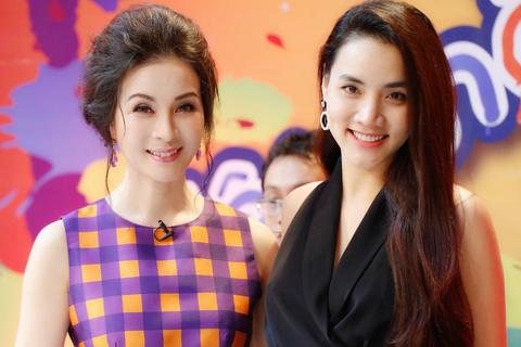 Siêu mẫu Trang Nhung đẹp rạng ngời bất ngờ trở lại Vbiz