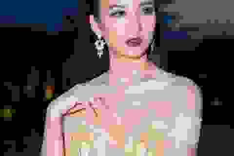 Hoa hậu Ngọc Diễm lộng lẫy làm MC Hoa hậu Bản sắc Việt