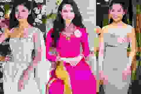 """Những thí sinh Hoa hậu Việt Nam """"siêu"""" ngoại ngữ"""