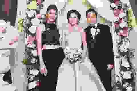 Victor Vũ - Đinh Ngọc Diệp kín tiếng làm đám cưới ở Mỹ