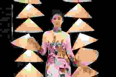 """Hoa hậu Ngọc Hân chắp cánh ý tưởng cùng """"chú lính chì"""" Thiện Nhân"""