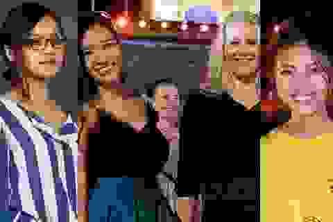 Tố Như, Đào Hà tổng duyệt Festival Áo dài cùng hàng trăm người mẫu