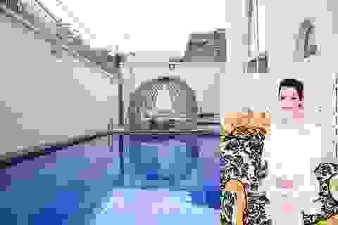 Khám phá biệt thự triệu đô của Hoa hậu Giáng My