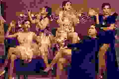 Việt Hương, Diễm My 9x gửi thông điệp tới chị em phụ nữ